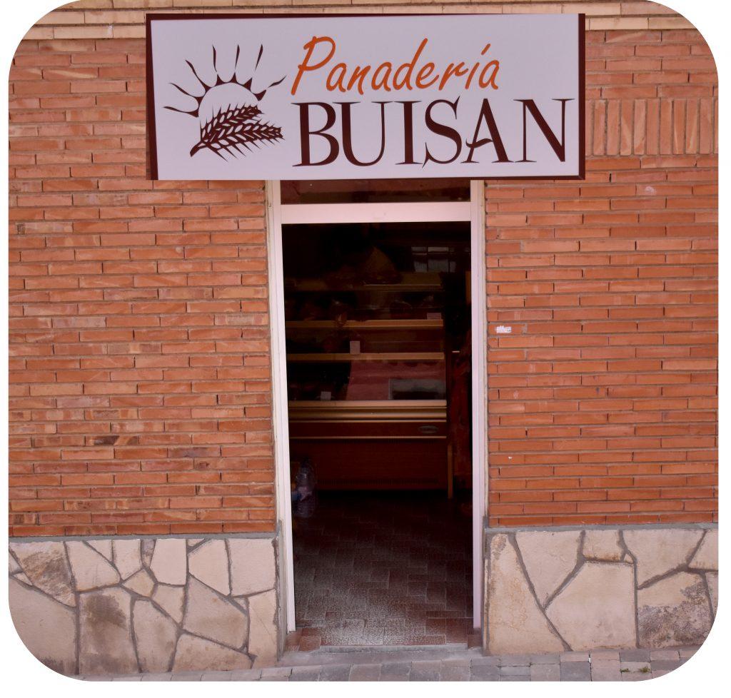Panadería Buisan de Cadrete